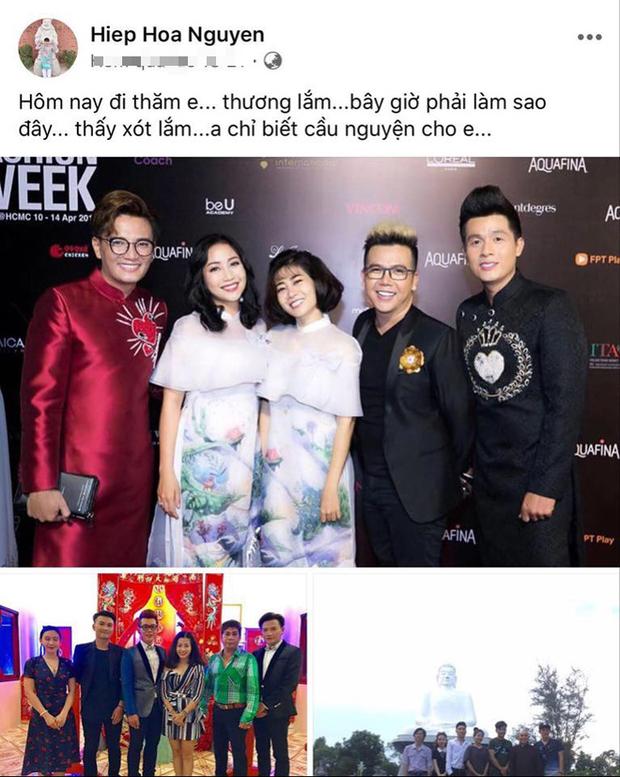 Bạn thân chia sẻ hình ảnh đầu tiên của Mai Phương trong bệnh viện, gây xót xa khi tiết lộ tình hình sức khoẻ hiện tại - Ảnh 3.