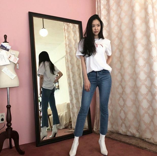 Dàn mỹ nhân Kpop khi diện quần jeans áo trắng: Thước đo nhan sắc chuẩn là đây, một mỹ nhân nhờ vậy mà bỗng nổi sau 1 đêm - Ảnh 27.