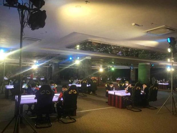 Gần 100 game thủ tụ tập thi đấu ở Cocobay Đà Nẵng trong đợt cao điểm phòng, chống dịch Covid-19 - Ảnh 2.