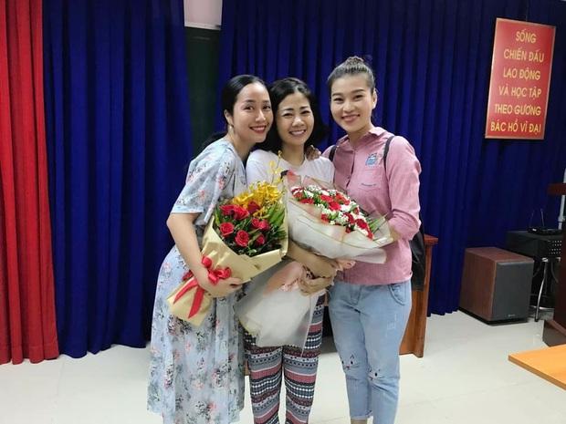 Cùng với Ốc Thanh Vân, Trương Bảo Như cũng là người luôn bên cạnh Mai Phương từ lúc nữ diễn viên biết tin bị bệnh đến khi qua đời.