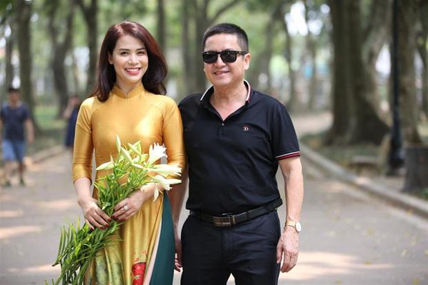 Liên tục bị chỉ trích vì đăng ảnh tình trẻ hậu xác nhận ly hôn vợ cũ, NSƯT Chí Trung gay gắt đáp trả - Ảnh 6.