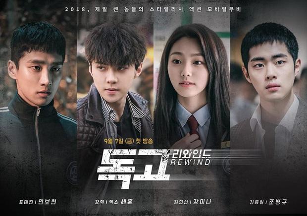Xem gì khi hết Tầng Lớp Itaewon: Quý tử bé Jangga hóa nam thần học đường hay tình đầu Soo Ah vào tù làm bác sĩ? - Ảnh 7.