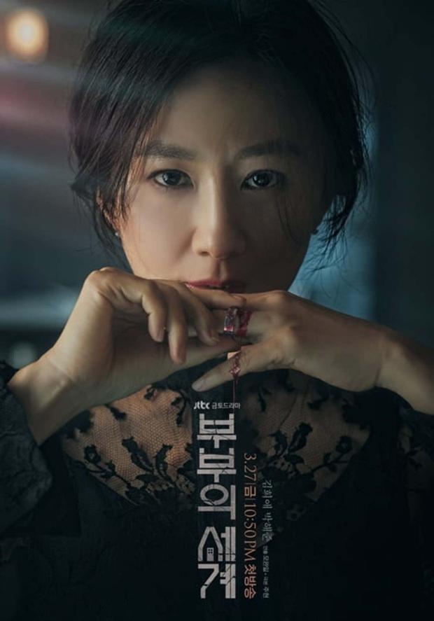 Phim kế sóng Tầng Lớp Itaewon khai màn cảnh nóng cực bạo, Kim Hee Ae bắt bài chồng cặp bồ gắt hơn cả Jang Nara trong Vị Khách VIP? - Ảnh 1.