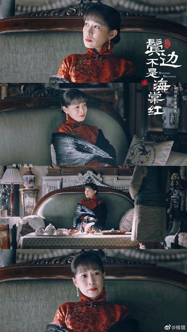 Bạn trai Huỳnh Hiểu Minh ngầm tuyên chiến ở Bên Tóc Mai Không Phải Hải Đường Hồng, Xa Thi Mạn mất chồng như chơi - Ảnh 8.