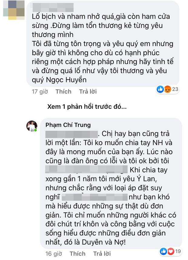 Liên tục bị chỉ trích vì đăng ảnh tình trẻ hậu xác nhận ly hôn vợ cũ, NSƯT Chí Trung gay gắt đáp trả - Ảnh 4.