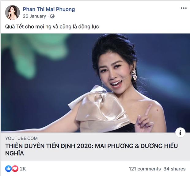 Xúc động với sân khấu quay hình cuối cùng của Mai Phương trước khi qua đời, là món quà Tết cố nghệ sĩ dành tặng cho khán giả - Ảnh 4.