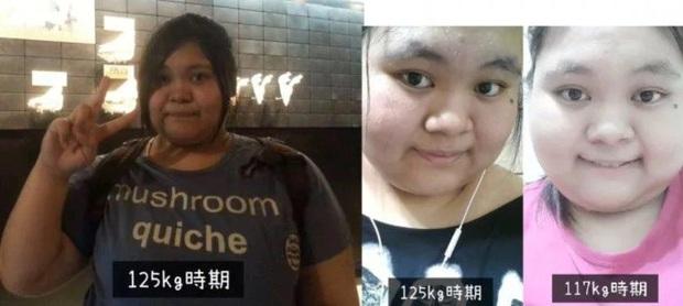 Nàng béo xứ Trung hé lộ 8 nguyên tắc nhỏ mà có võ giúp cô giảm được 60kg tròn trĩnh - Ảnh 1.