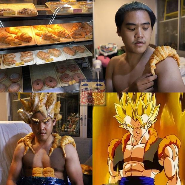 """Ai bảo đồ ăn chỉ để ăn, """"thánh cosplay"""" Thái Lan này còn tận dụng hoá trang thành vạn vật trên đời khiến cả thế giới thán phục - Ảnh 10."""