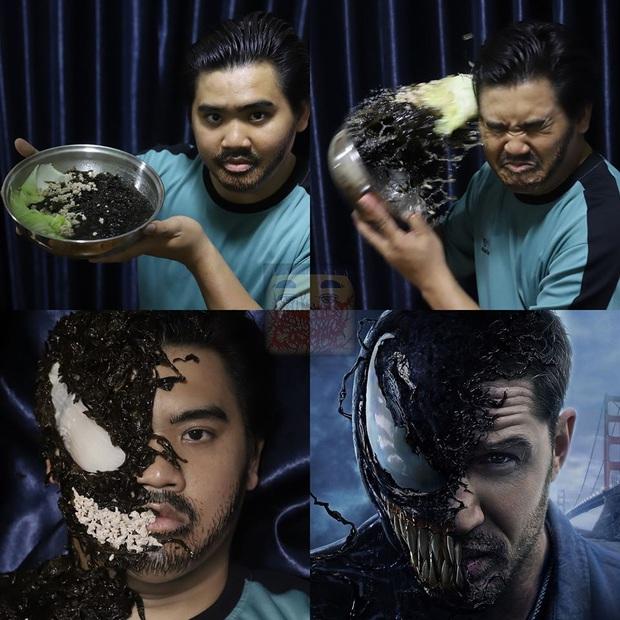"""Ai bảo đồ ăn chỉ để ăn, """"thánh cosplay"""" Thái Lan này còn tận dụng hoá trang thành vạn vật trên đời khiến cả thế giới thán phục - Ảnh 21."""