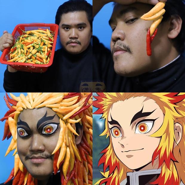 """Ai bảo đồ ăn chỉ để ăn, """"thánh cosplay"""" Thái Lan này còn tận dụng hoá trang thành vạn vật trên đời khiến cả thế giới thán phục - Ảnh 26."""
