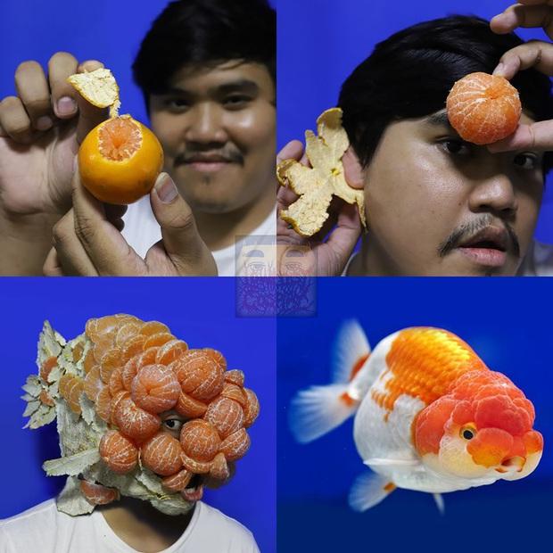"""Ai bảo đồ ăn chỉ để ăn, """"thánh cosplay"""" Thái Lan này còn tận dụng hoá trang thành vạn vật trên đời khiến cả thế giới thán phục - Ảnh 34."""