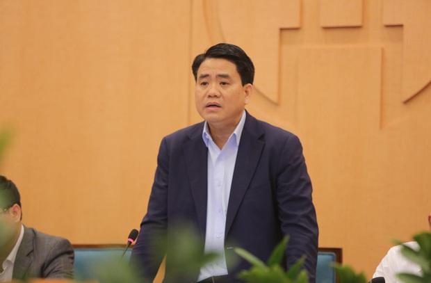 Chủ tịch Hà Nội kiến nghị Thủ tướng cho công sở nghỉ việc - Ảnh 1.