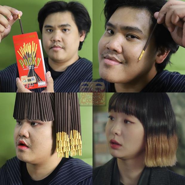 """Ai bảo đồ ăn chỉ để ăn, """"thánh cosplay"""" Thái Lan này còn tận dụng hoá trang thành vạn vật trên đời khiến cả thế giới thán phục - Ảnh 1."""