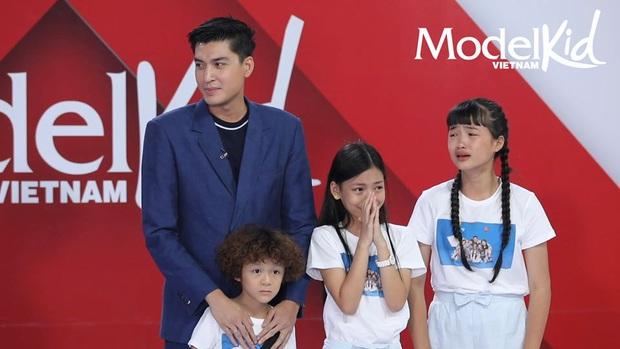 Quang Đại bất ngờ xin rút lui khỏi vị trí HLV Model Kid Vietnam vì không kiềm chế được cảm xúc - Ảnh 6.