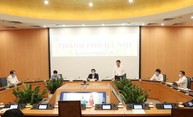 Chủ tịch Hà Nội: BV Bạch Mai đã chuyển 5.113 BN ở đây về các tỉnh thành miền Bắc, điều này có thể đã để lỡ thời gian vàng để phòng lây lan - Ảnh 1.