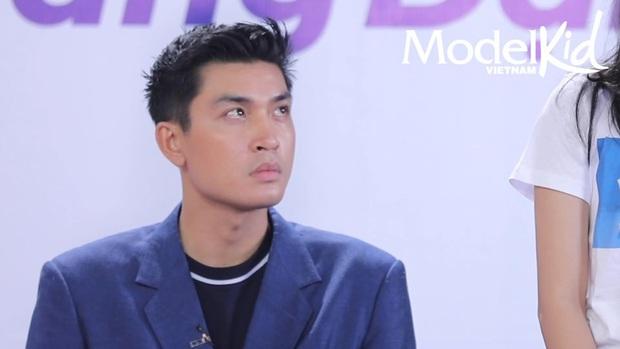 Quang Đại bất ngờ xin rút lui khỏi vị trí HLV Model Kid Vietnam vì không kiềm chế được cảm xúc - Ảnh 2.