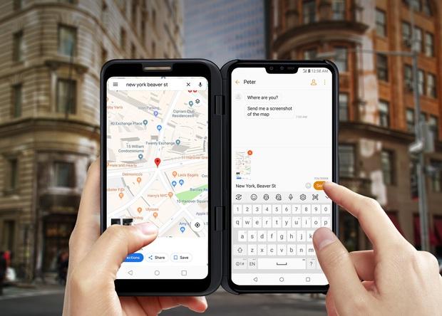 iPhone 6 cũ rích cũng có thể hô biến thành iPhone màn hình kép, gập ra gập vào bảnh không kém Galaxy Fold - Ảnh 4.