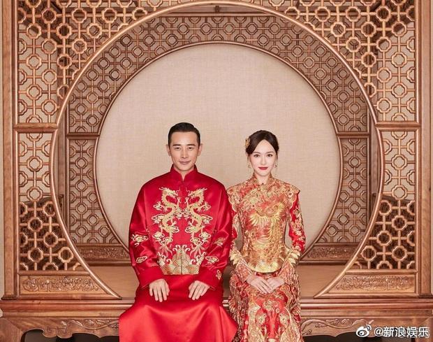 Top 1 Weibo hiện tại: Vợ chồng Đường Yên không những sinh đôi mà còn có cả cặp long phụng cực kỳ viên mãn - Ảnh 1.