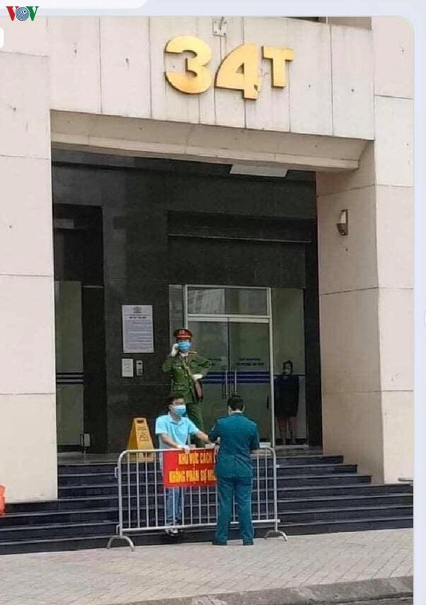 Hà Nội dỡ bỏ cách ly toàn bộ tòa nhà 34T Hoàng Đạo Thúy - Ảnh 1.