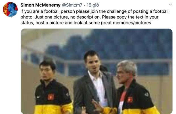 Cựu HLV tuyển Indonesia đăng ảnh cũ cà khịa người tiền nhiệm của thầy Park ở tuyển Việt Nam - Ảnh 1.