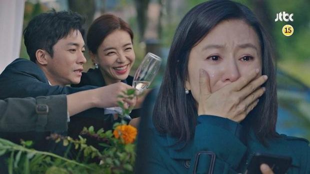 Phim 19+ xứ Hàn phá mốc rating 10% chỉ sau 2 tập, tốc độ vượt xa Tầng Lớp Itaewon lẫn siêu bom tấn SKY Castle - Ảnh 4.