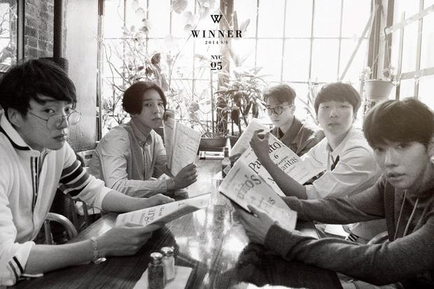 YG đúng là lò đào tạo tân binh khủng long nhạc số: Từ Lee Hi, AKMU cho đến BLACKPINK, iKON, WINNER đều All-kill ngay từ ca khúc debut - Ảnh 6.