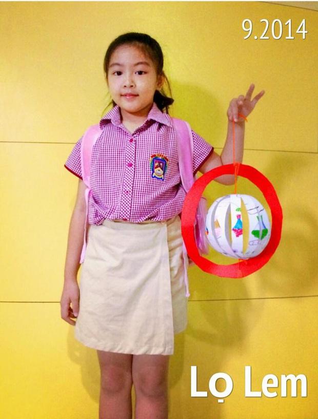 Hành trình thay đổi ngoại hình của Lọ Lem - con gái MC Quyền Linh: Khi bé mũm mĩm, lớn lên cao gầy xinh đẹp xuất sắc - Ảnh 7.