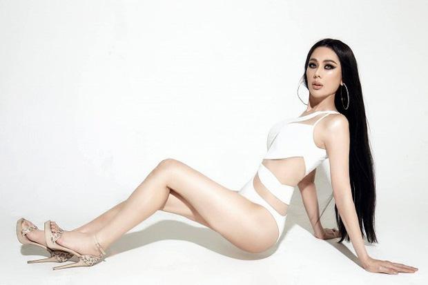 Bộ ảnh mới gây sốt của Lâm Khánh Chi: Hiếm lắm mới diện bikini, body tuổi 42 gây bất ngờ vì quá hot - Ảnh 8.