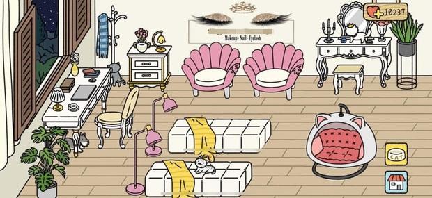 Sáng tạo như người chơi Adorable Home, hết nuôi mèo chăm chồng lại rộn ràng mở luôn hàng kinh doanh - Ảnh 6.