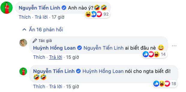 Hồng Loan chính thức xác nhận đang tìm hiểu Tiến Linh: Cặp đôi mới dự sẽ gây sốt cả Vbiz! - Ảnh 4.