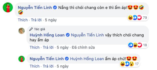 Hồng Loan chính thức xác nhận đang tìm hiểu Tiến Linh: Cặp đôi mới dự sẽ gây sốt cả Vbiz! - Ảnh 3.