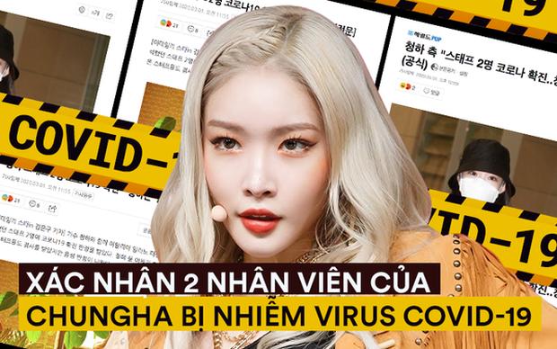 Sau chuỗi ngày im ắng, Chungha đã đích thân livestream lên tiếng về vụ 2 nhân viên bị nhiễm virus COVID-19 - Ảnh 5.