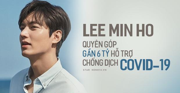Tài tử hot không tưởng suốt 13 năm Lee Min Ho: Hẹn hò, phát tướng đều tạo trend, nhân cách thật khiến công chúng nể phục - Ảnh 18.