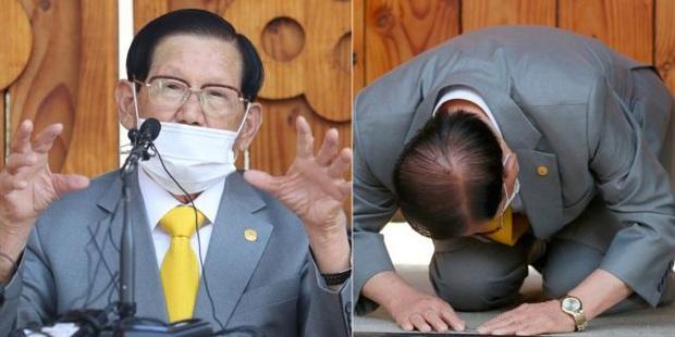 Chính quyền chỉ đạo đột kích cơ sở Tân Thiên Địa, cưỡng chế giáo chủ xét nghiệm virus corona - Ảnh 1.