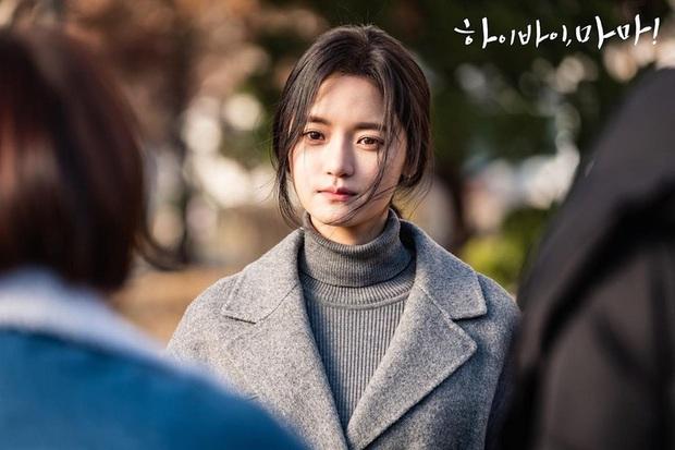 Tình địch của Kim Tae Hee ở HI BYE, MAMA: Kẻ dự bị đáng thương thua đau trước một người đã khuất - Ảnh 1.
