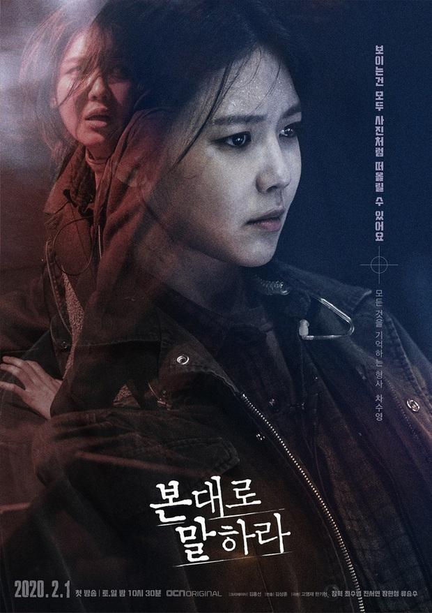 3 chị đẹp idol Hàn lên đời trên màn ảnh 2020: Kwon Nara đại náo Tầng Lớp Itaewon, phim bách hợp của Hani đạt view khủng - Ảnh 2.