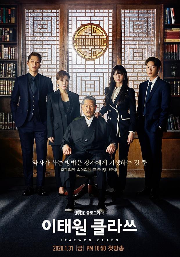 3 chị đẹp idol Hàn lên đời trên màn ảnh 2020: Kwon Nara đại náo Tầng Lớp Itaewon, phim bách hợp của Hani đạt view khủng - Ảnh 4.
