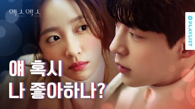 3 chị đẹp idol Hàn lên đời trên màn ảnh 2020: Kwon Nara đại náo Tầng Lớp Itaewon, phim bách hợp của Hani đạt view khủng - Ảnh 5.