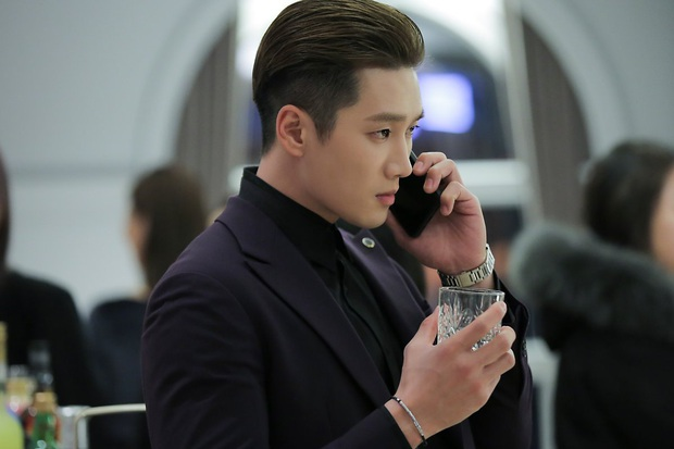 Knet khen nức nở quý tử Jangga ở Tầng Lớp Itaewon: Jang Geun Won khiến tôi rớt nước mắt, cảnh đỉnh nhất tập 10 luôn! - Ảnh 1.