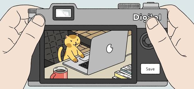Cười sái hàm với loạt khoảnh khắc pose ảnh lầy lội trong Adorable Home, những chú mèo sao lại đáng yêu thế này! - Ảnh 2.