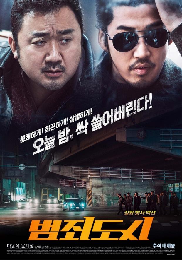 The Outlaws 2 của Ma Dong Seok hoãn ghi hình tại Việt Nam vì dịch cúm diễn biến phức tạp - Ảnh 1.