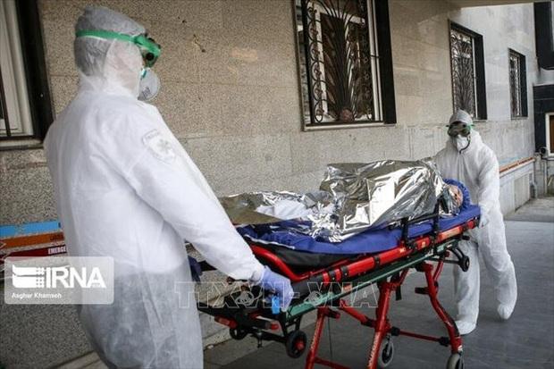 Iran ghi nhận 835 ca nhiễm mới SARS-CoV-2, thêm 11 ca tử vong - Ảnh 1.
