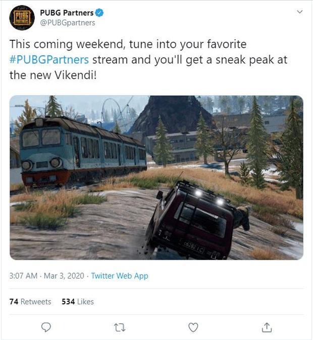 PUBG: Rò rỉ thông tin bản đồ Vikendi sẽ trở lại, mang theo tuyến đường sắt như Apex Legends - Ảnh 2.
