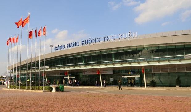 Một hành khách đi máy bay từ Cam Ranh về Thanh Hóa có biểu hiện ho, khó thở - Ảnh 1.