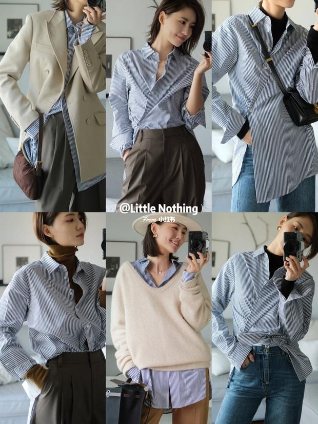 Biết 6 cách biến tấu với 1 chiếc áo sơ mi thì đảm bảo style công sở của bạn sẽ không còn cứng nhắc chút nào - Ảnh 1.