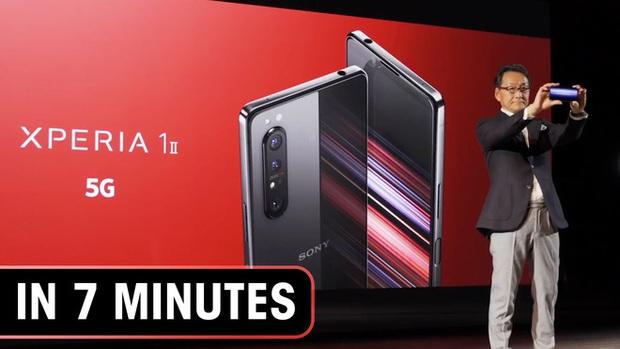 Hét giá nghìn đô cho Xperia 1 II, Sony có hoang tưởng trong cuộc chiến chống Samsung và Apple? - Ảnh 1.