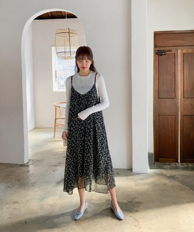 Xin giới thiệu đến chị em kiểu giày búp bê hot nhất lúc này, diện với quần jeans hay váy vóc cũng đều đẹp mê - Ảnh 11.