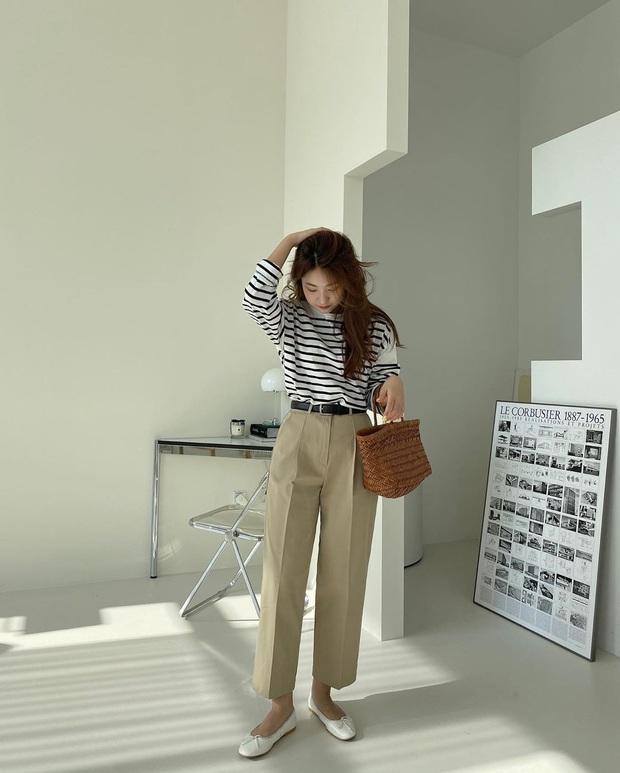 Xin giới thiệu đến chị em kiểu giày búp bê hot nhất lúc này, diện với quần jeans hay váy vóc cũng đều đẹp mê - Ảnh 3.