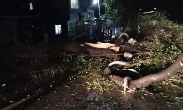 Mưa lốc kinh hoàng ở Yên Bái: Hàng loạt ô tô bị đè bẹp, trên 2.000 nhà tốc mái - Ảnh 4.
