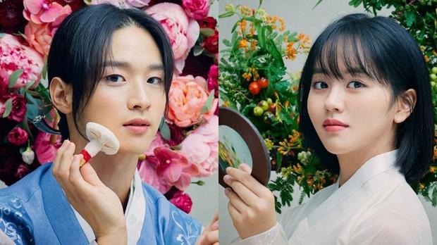 5 màn giả gái thấy cưng trên phim Hàn: Chàng Nokdu đẹp ngất ngây nhưng ám ảnh nhất vẫn là bạn gái Park Seo Joon - Ảnh 8.